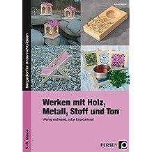 Suchergebnis Auf Amazonde Für Werken Holz Schule Lernen Bücher