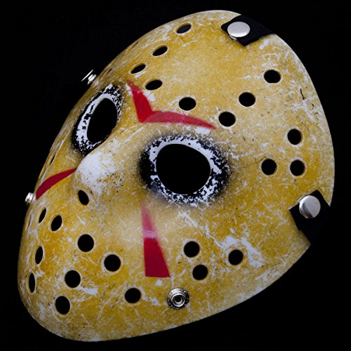 Ice-Hockey Maske Friday 13 Eishockey Hockeymaske ()