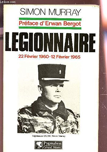 Légionnaire par Simon Murray