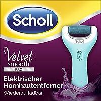 Scholl Velvet Smooth Pedi Pro Elektrischer Hornhautentferner, wiederaufladbar, 1 Gerät inklusive Ladestation preisvergleich bei billige-tabletten.eu