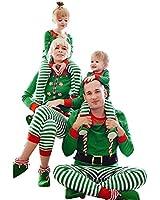 Homebaby Famiglia Pigiama di Natale Abbigliamento da Mamma Donne Abbinato alla Collezione T-Shirt da Uomo