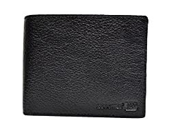 Gents Pure Leather Wallets,Size-10x12x2 CMS,Color-Black