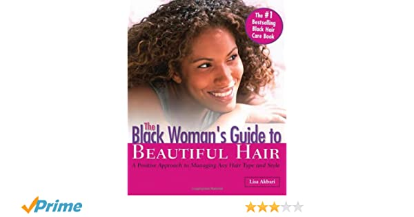 Awesome The Black Womans Guide To Beautiful Hair Amazon Co Uk Lisa Hairstyles For Women Draintrainus