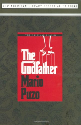 Book cover for The Godfather