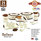 #6: BMS GoodDay Designer Insulated Hot Pot Casserole 21-Piece Gift Set
