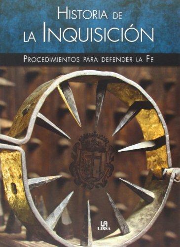 Historia de la Inquisición por Pilar Huertas Riveras