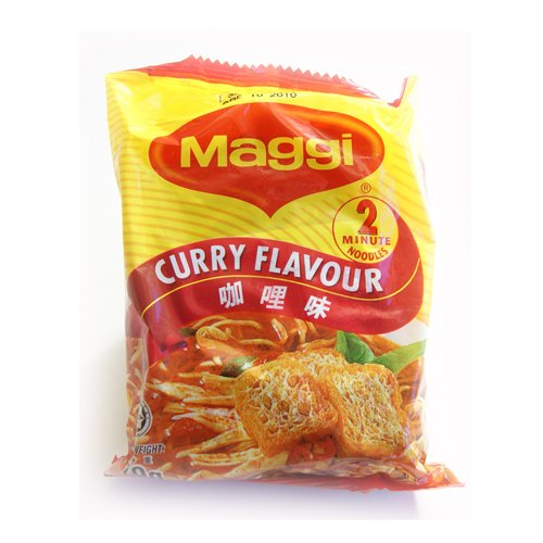 Maggi Curry Flavour Instant Noodles - 30 Packets