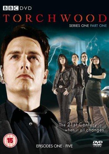 Torchwood - Series 1 Part1  Episodes 1-5   2 Disc Set   2006   DVD
