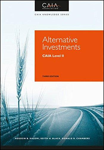 Alternative Investments: CAIA Level II (Caia Knowledge) por CAIA Association