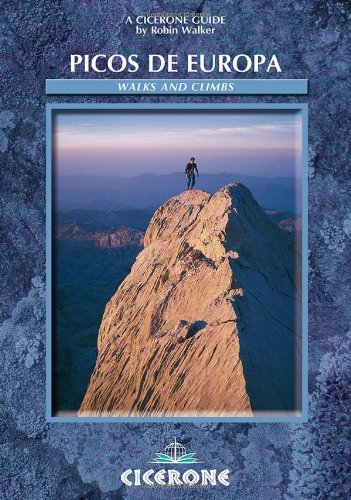 Walks and Climbs in the Picos De Europa (Cicerone Climbing Overseas)
