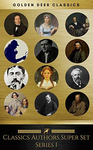 Classic Authors Super Set Series 1 (Golden Deer Classics) (English Edition)