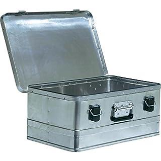 Alutec 40 L Alubox Aluminium Transportkiste Werkzeugkiste Lagerbox Alukoffer A40
