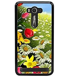 Droit Customised Designer Back Covers for Asus Zenfone 2 Laser ZE500KL By Droit store.