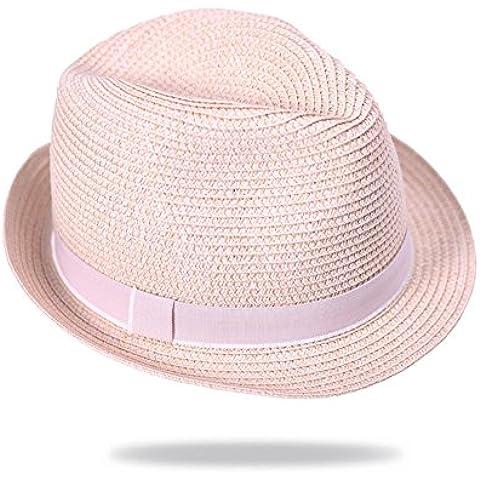 Campi in erba piccolo respirano cappelli dolce Signore/Cupola bordo arco cappello/Piccola fibbia cappelli
