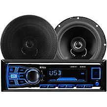 Boss Audio 636CK (Analog 610ua) Incluye 2altavoces