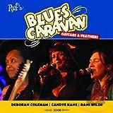 Blues Caravan: Guitars & Feathers