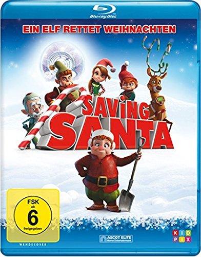Saving Santa - Ein Elf rettet Weihnachten [Blu-ray]