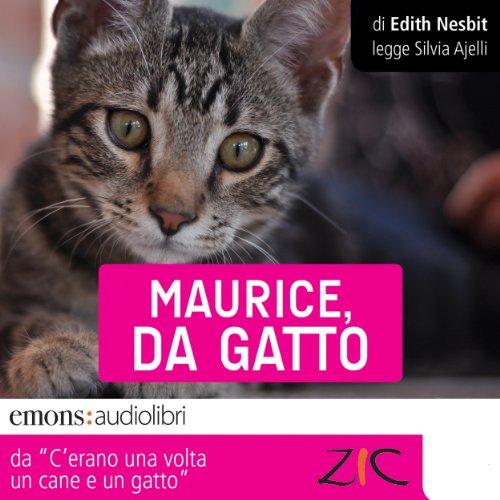 Maurice, da gatto  Audiolibri