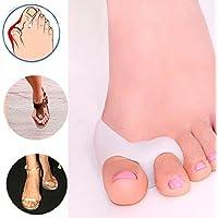 Symbat 1 Paar, Silice Gel Toe Stretchers zur Behandlung von Schmerzen preisvergleich bei billige-tabletten.eu