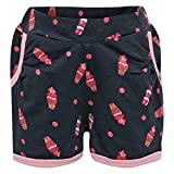 Lego Wear Baby-Mädchen Shorts Duplo Girl Poppy 307, Blau (Dark Navy 589), 86