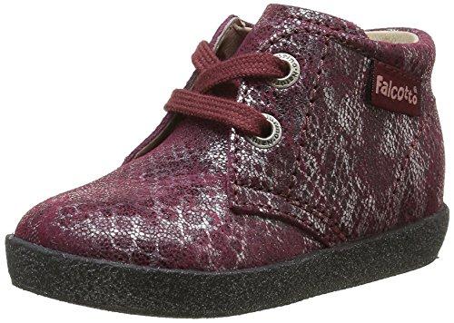 Naturino Falcotto 233, Chaussures Marche Bébé Fille Violet (Mirtillo)