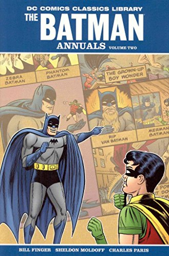 [DC Library: The Batman Annuals Volume 2] (By: Bill Finger) [published: August, 2010]