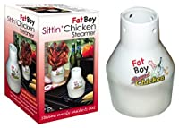 Cook's Choice 1009 Fat Boy Sittin' Chicken Steamer