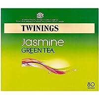 Twinings El Té Verde Y El Jazmín 80 Por Paquete