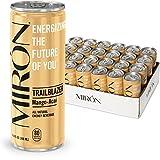 Mirón Mango Acai natürlicher Energy Drink mit Kohlensäure 8.4 Fl.Oz. Dosen (0.25 L) (24er Pack)