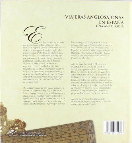 Viajeras anglosajonas en España. Una antología