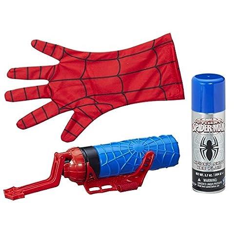 Marvel Spider-Man B9764E270 Super Web Slinger (Spiderman Web)