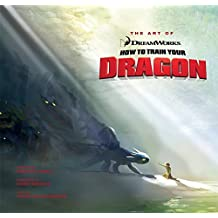 The Art of How to Train Your Dragon by Tracey Miller-Zarneke (2010-03-02)