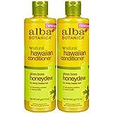 Alba Botanica Hawaiian Nourishing Hair Conditioner, Honeydew, 12 oz, 2 pk