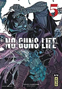 No Guns Life Edition simple Tome 5