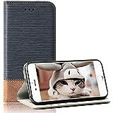 iPhone 7 Plus Hülle und Brieftasche,TechCode Iphone 7 Plus tasche - Iphone 7 Plus PU leder Brieftasche Hülle - Schlag-Mappen-Kasten-Abdeckung 5,5 Zoll