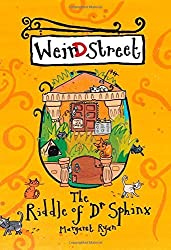 The Riddle of Dr Sphinx (Weird Street) by Margaret Ryan (2009-03-01)