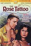 The Rose Tattoo (1955) Burt Lancaster, Anna Magnani [All Region, Import]
