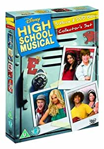 High School Musical 1 3 And Dvd Game Box Set Amazon Co Uk
