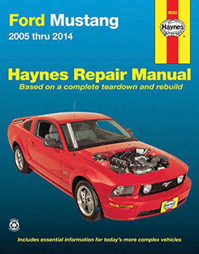 haynes-ford-mustang-2005-thru-2014-automotive-repair-manual