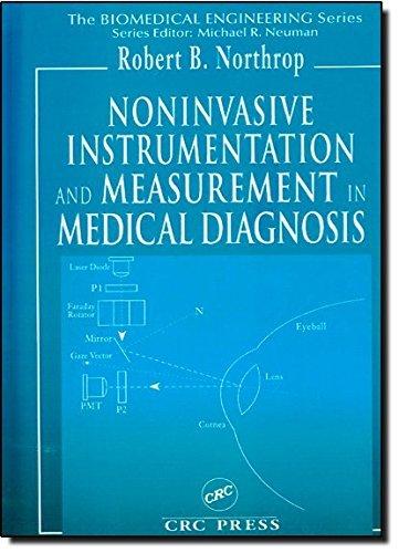 Noninvasive Instrumentation and Measurement in Medical Diagnosis (Biomedical Engineering) by Robert B. Northrop (2001-09-26)