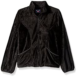 The Childrens Place Big Girls My Favorite Jacket, Black, XS (4)