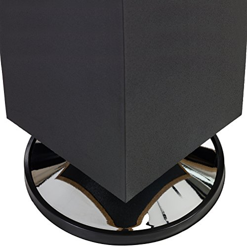 TUNIRO® Profi Tischkicker Premium Series V, Dark, 110 kg, BTFV zertifiziert -