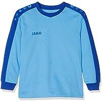 Jako –Camiseta de portero para niño, infantil, color Skyblue/Royal, tamaño 164