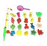 Angeln Spielzeug Magnetische Anzug Puzzle Magnetische Spielzeug-Single / 22
