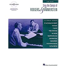 Sing the Songs of Rodgers and Hammerstein: Low Voice (CD Included)