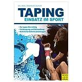 """Buch """"""""Taping - Einsatz im Sport"""""""" - Tapen CureTape Physiotherapie, 128 Seiten"""