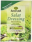 Alnatura Bio Salatdressing Gartenkräuter, 12er Pack (12 x 24 g)
