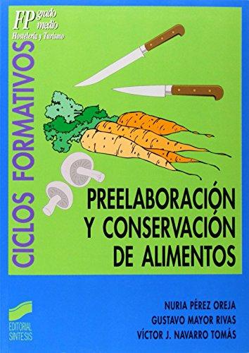 Free Preelaboracion Y Conservación De Alimentos Ciclos