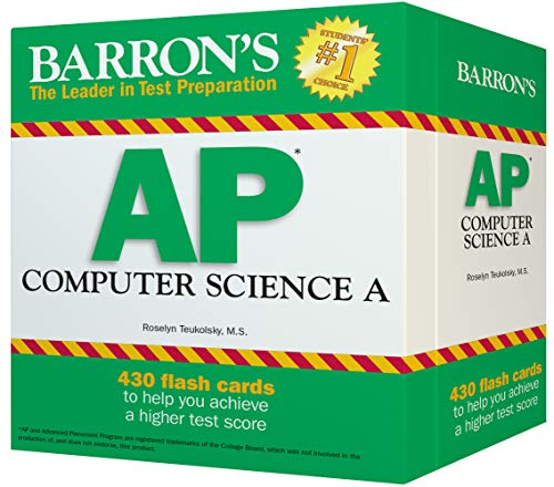 Pdf barron s ap computer science a flash cards ebook epub barron s ap computer science a flash cards review online barron s ap computer science a flash cards read online barron s ap computer science a flash fandeluxe Choice Image