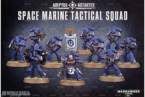 Taktischer Trupp der Space Marines